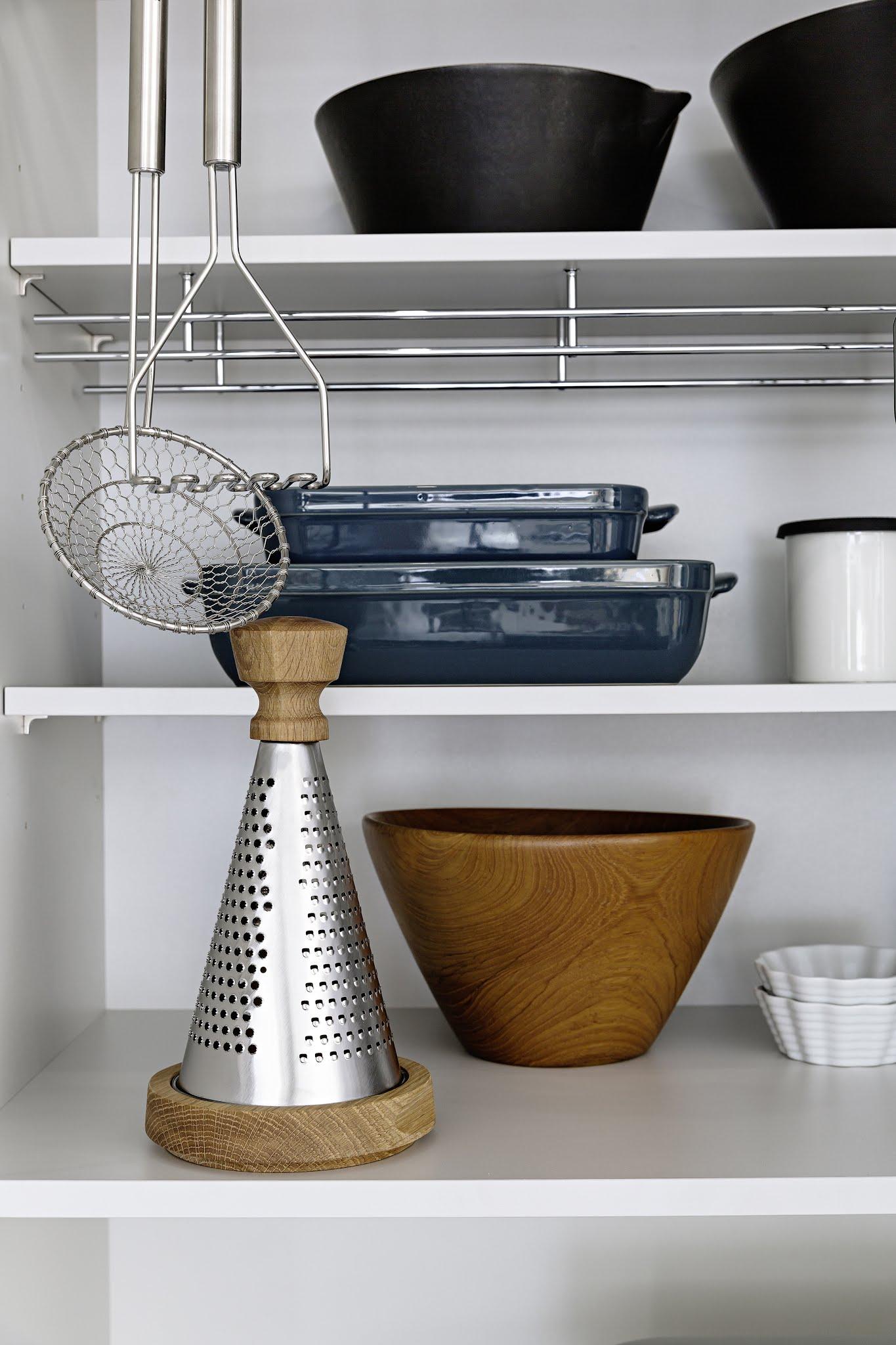 półki w kuchni aranżacje