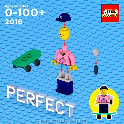 pH-1 – Perfect – Single