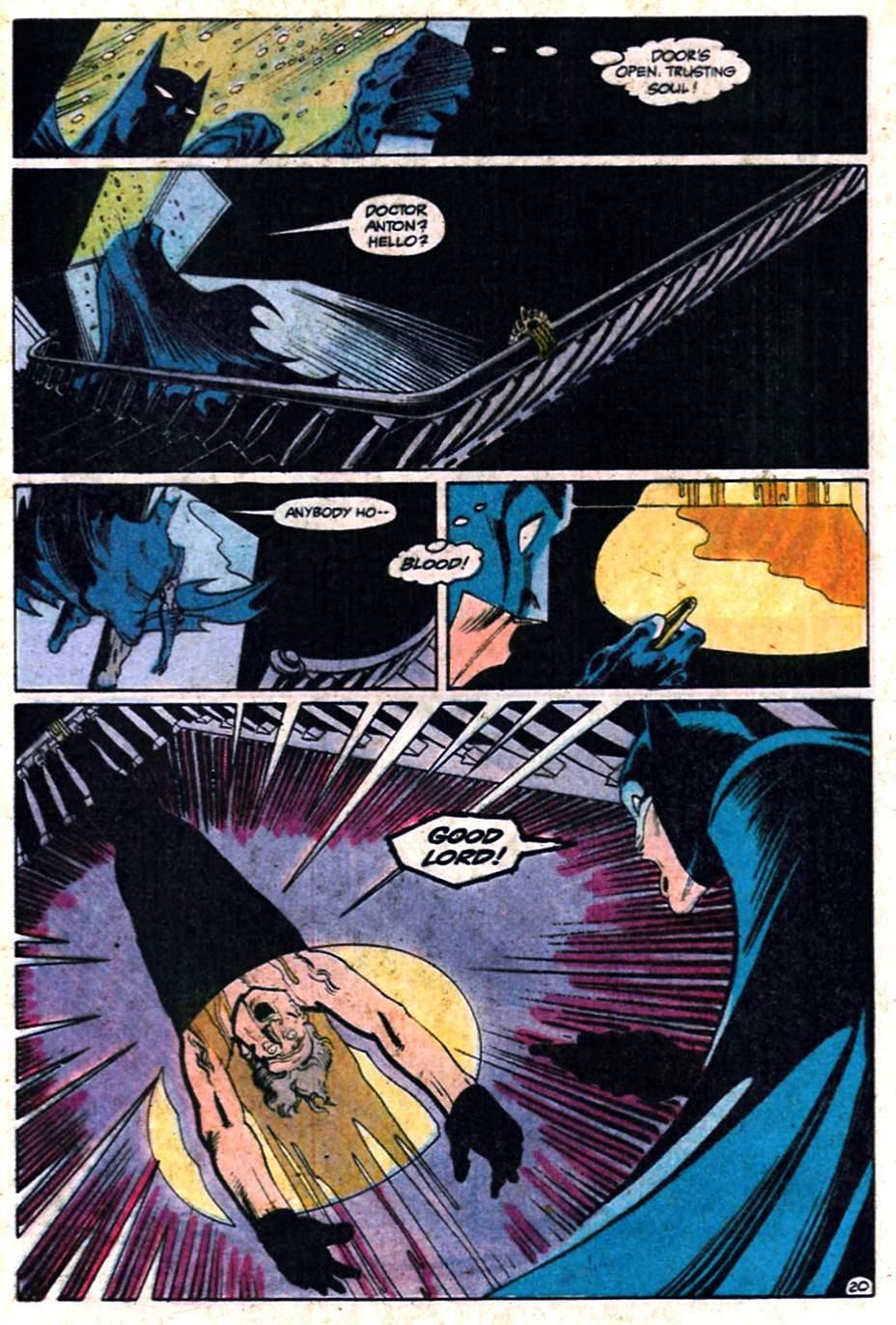 Detective Comics (1937) 592 Page 20