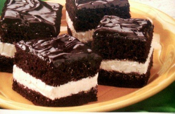 Chocolate HoHo Cake