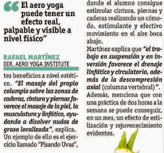 yoga aereo, entrevista rafael martinez