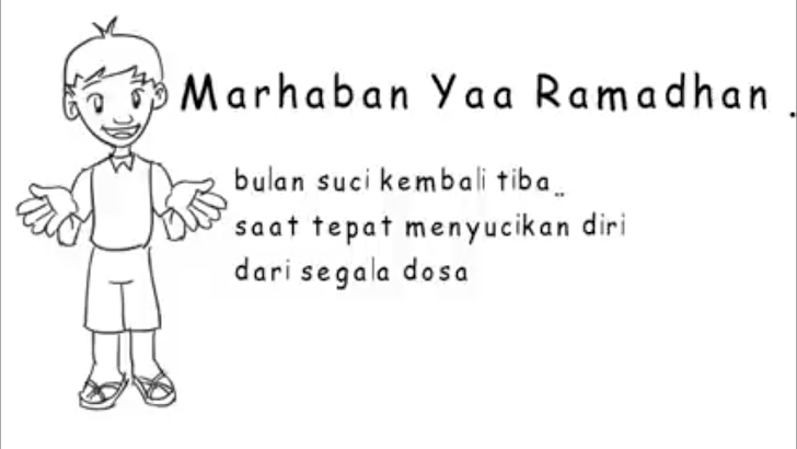 Kumpulan kata-kata Indah menyambut bulan suci ramadhan Terbaru 2018-2019