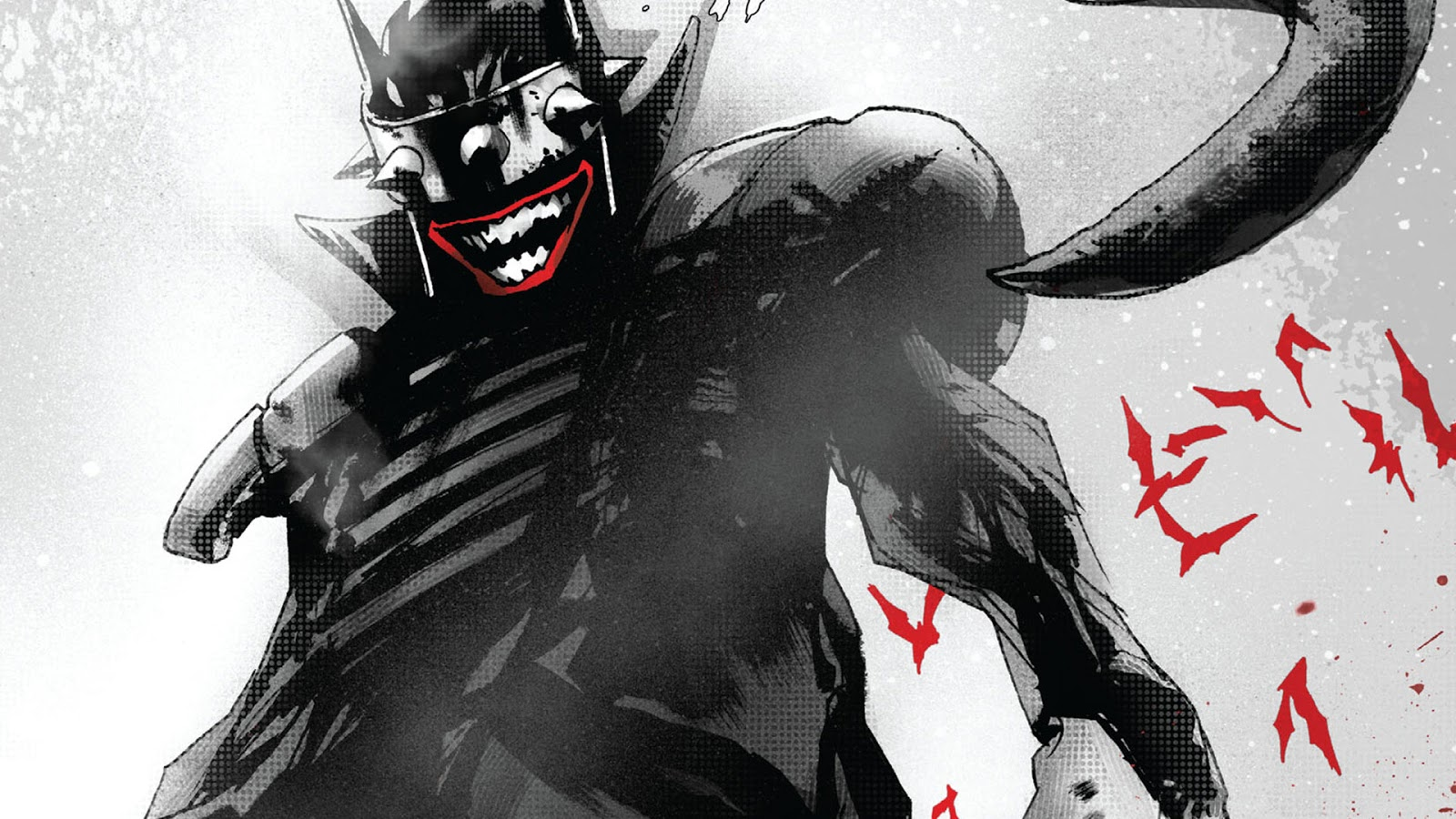Weird Science Dc Comics Preview The Batman Who Laughs 5