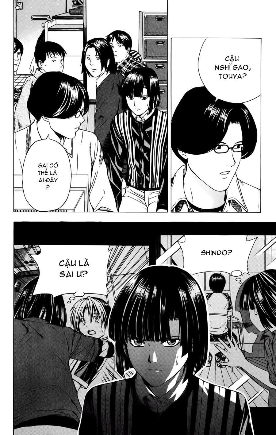 Hikaru No Go hikaru no go chap 115 trang 7