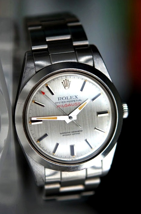 Good Life Notes Watches Rolex Milgauss