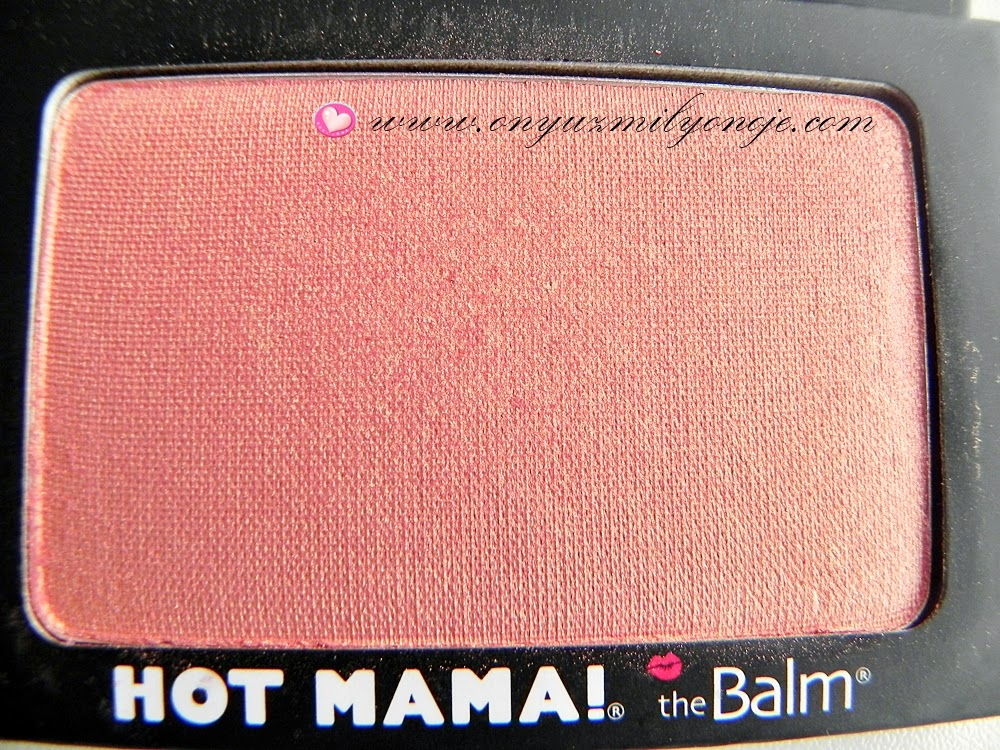 The Balm Hot Mama Allık