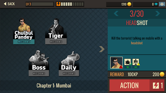 Free Download Being Salman Official Game Android .Apk 4