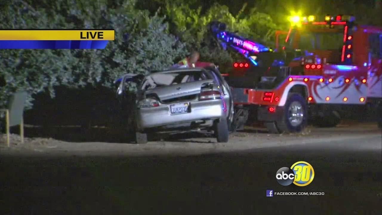 fatality fresno county car crash rene resendez javier hernandez englehart avenue