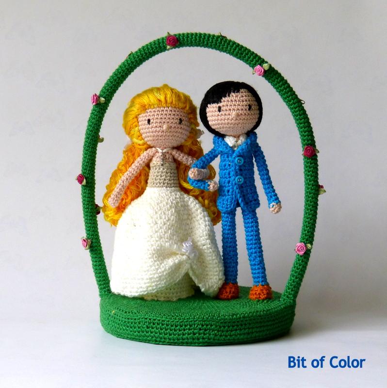 Bit Of Color Net Getrouwd