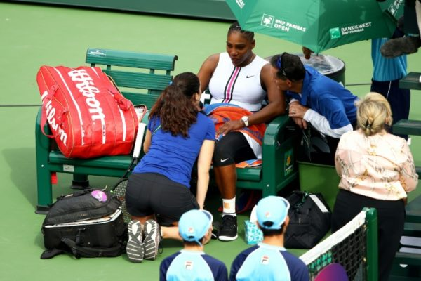Serena Williams drops out of Indian Wells after viral illness