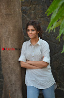 Actress Ritika Singh Stills in Denim Jeans at Sivalinga Movie Press Meet  0009.jpg