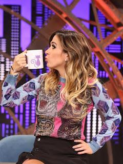 Sucesso na TV paga, talk show de Tatá Werneck será exibido também na Globo