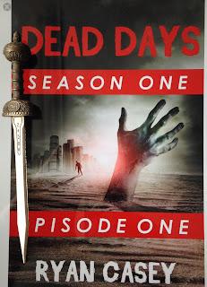 Portada del libro Dead Days, de Ryan Casey