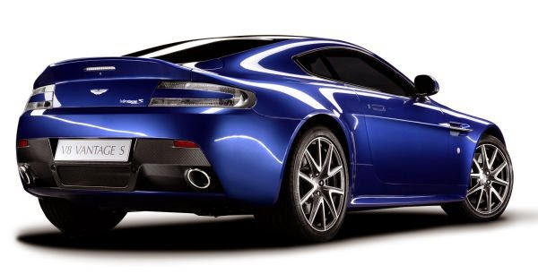 Aston Martin V8 Vantage S Specification