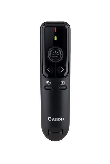 Canon India Announces Entry into the Wireless Laser Presenters Domain