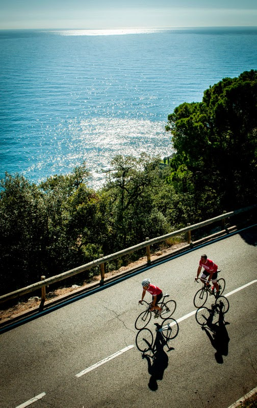 Cycling Costa Brava with Montefusco Cycling