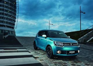 Suzuki IGNIS a intrat in finala pentru premiul World Urban Car 2017
