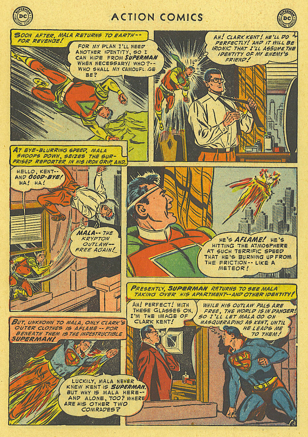 Read online Action Comics (1938) comic -  Issue #194 - 4
