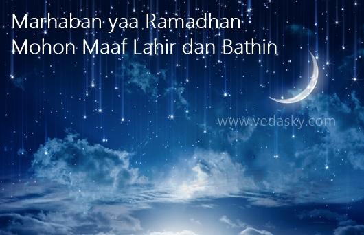 Gambar Kata Kata Ucapan Puasa Ramadhan