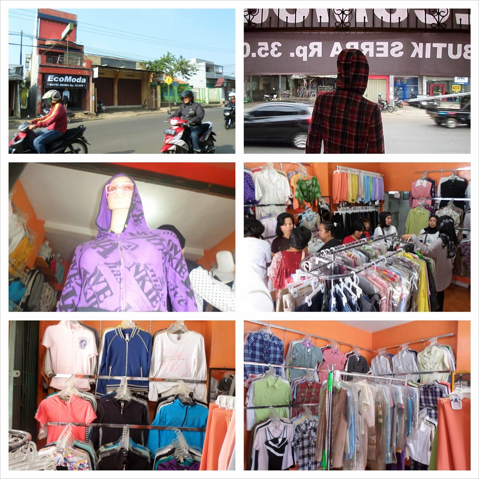 Bisnis Pakaian Seken Import