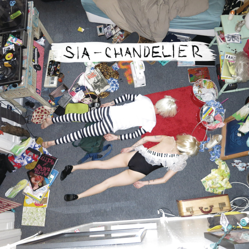 Sia releases powerful music video for Chandelier