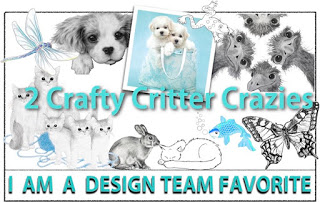 design team favorite 2 crafty critters  okt 18