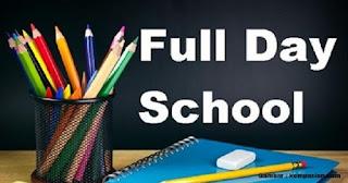 Kriteria Sekolah Pelaksana Program Full Day School Menurut Staf Ahli Mendikbud