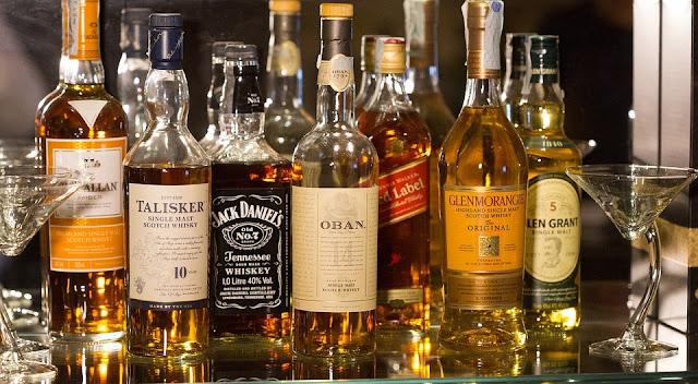色々なウイスキー