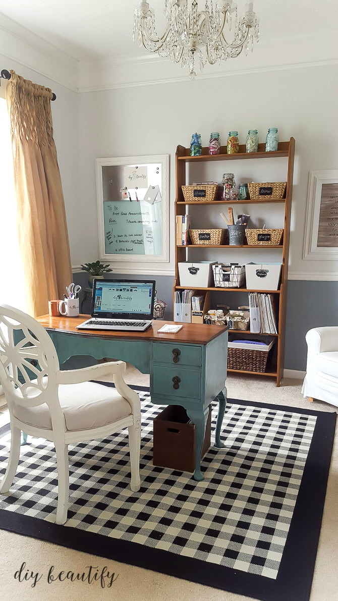 elegant work space