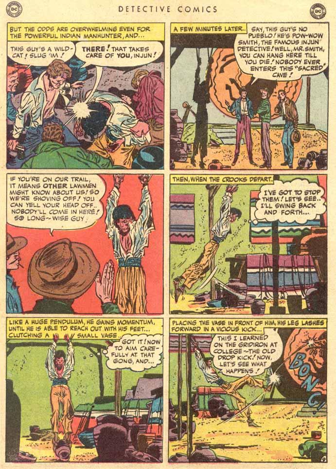 Read online Detective Comics (1937) comic -  Issue #159 - 47