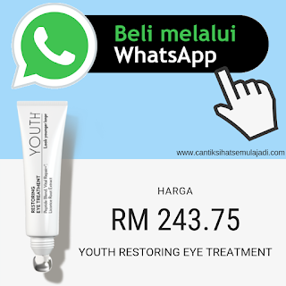 Beli Youth Restoring Eye Treatment Whatsapp