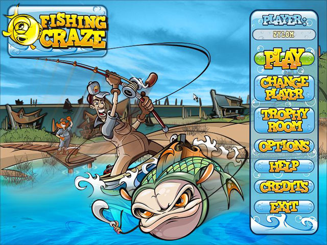 Fishing Craze Game Free Download For Pc 100% Working