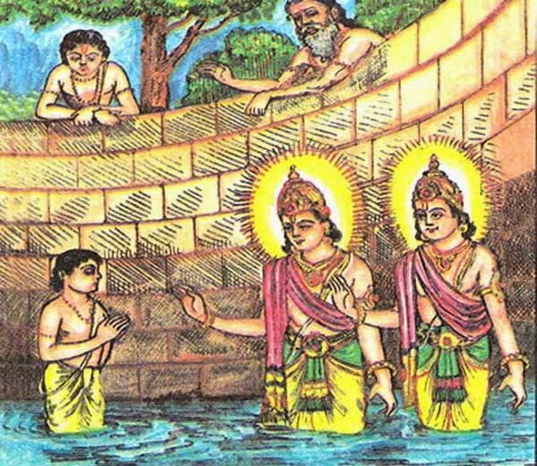 6. गुरुभक्त उपमन्यु (Guru bhakt Upamanyu)