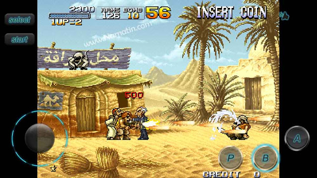 download metal slug 1 dan 2 gratis