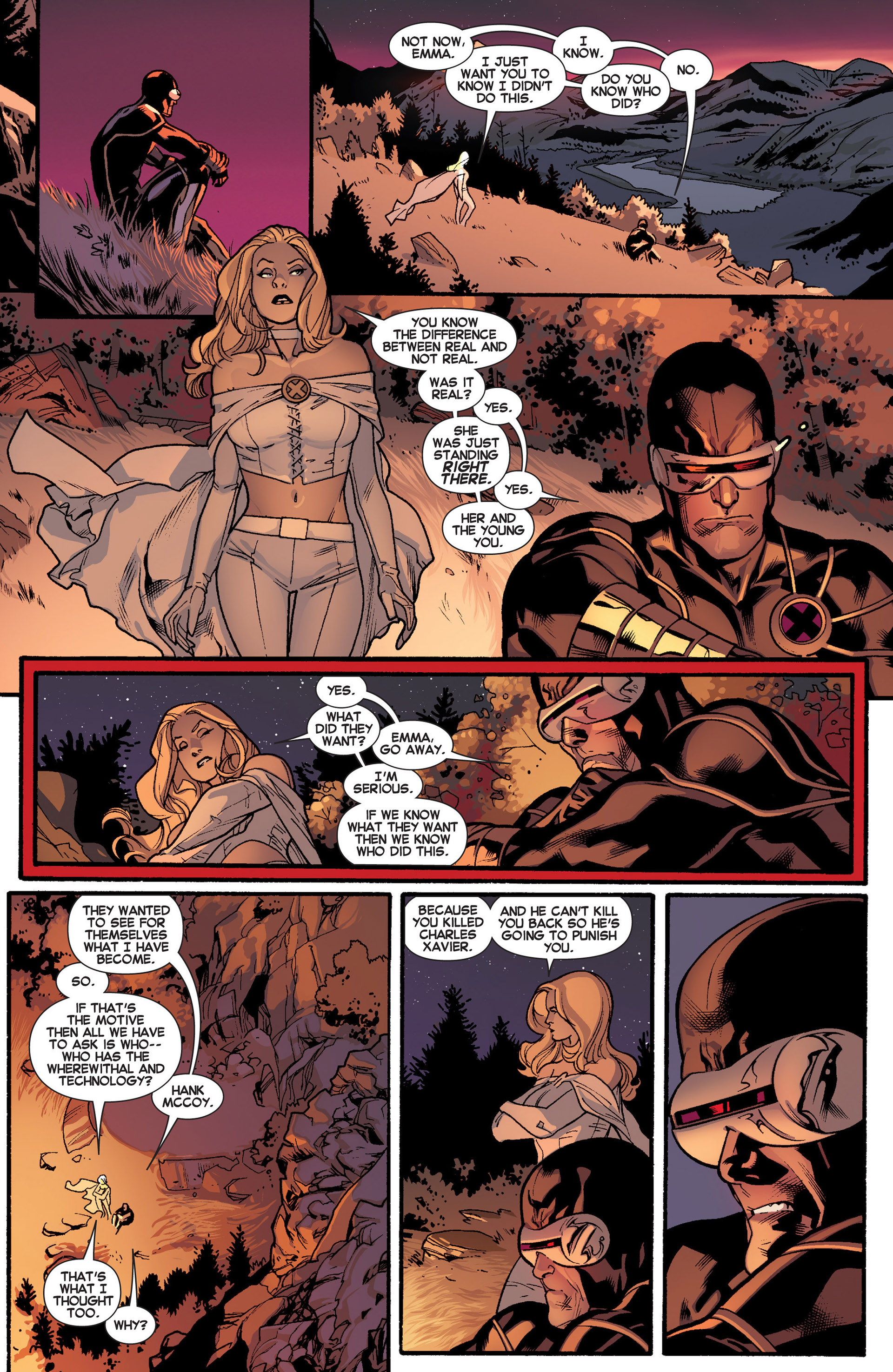 Read online All-New X-Men (2013) comic -  Issue #4 - 15