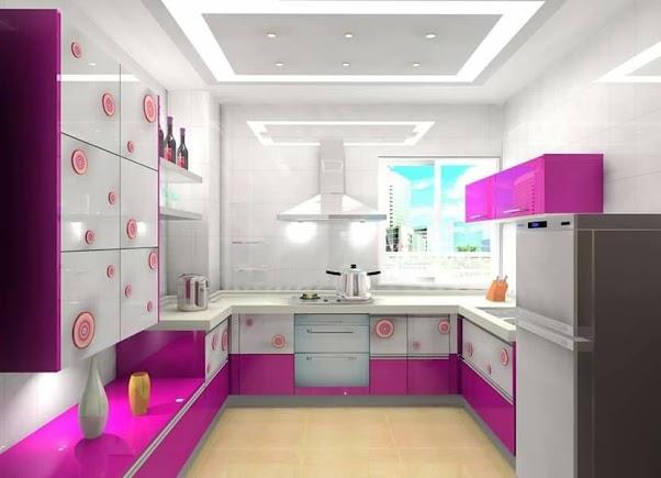 Desain Dapur Modern Unik Elegant 02