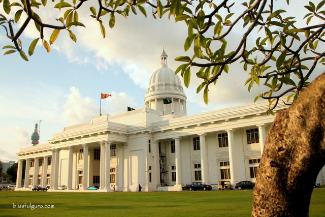 Colombo Sri Lanka Town Hall