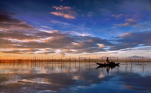 Tam Giang Lagoon, Hue
