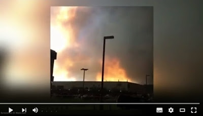 Armageddon in Alberta | 80,000 evacuate as ENTIRE city burns to the ground