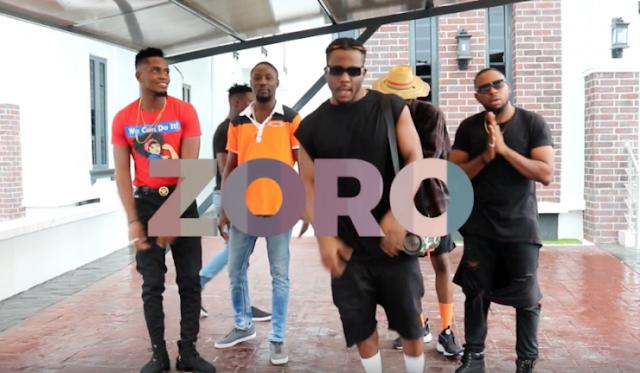 VIDEO: Zoro – I Dun Care (Simi Cover)