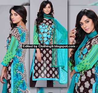 Eid Classic Embroidered Dresses 2015