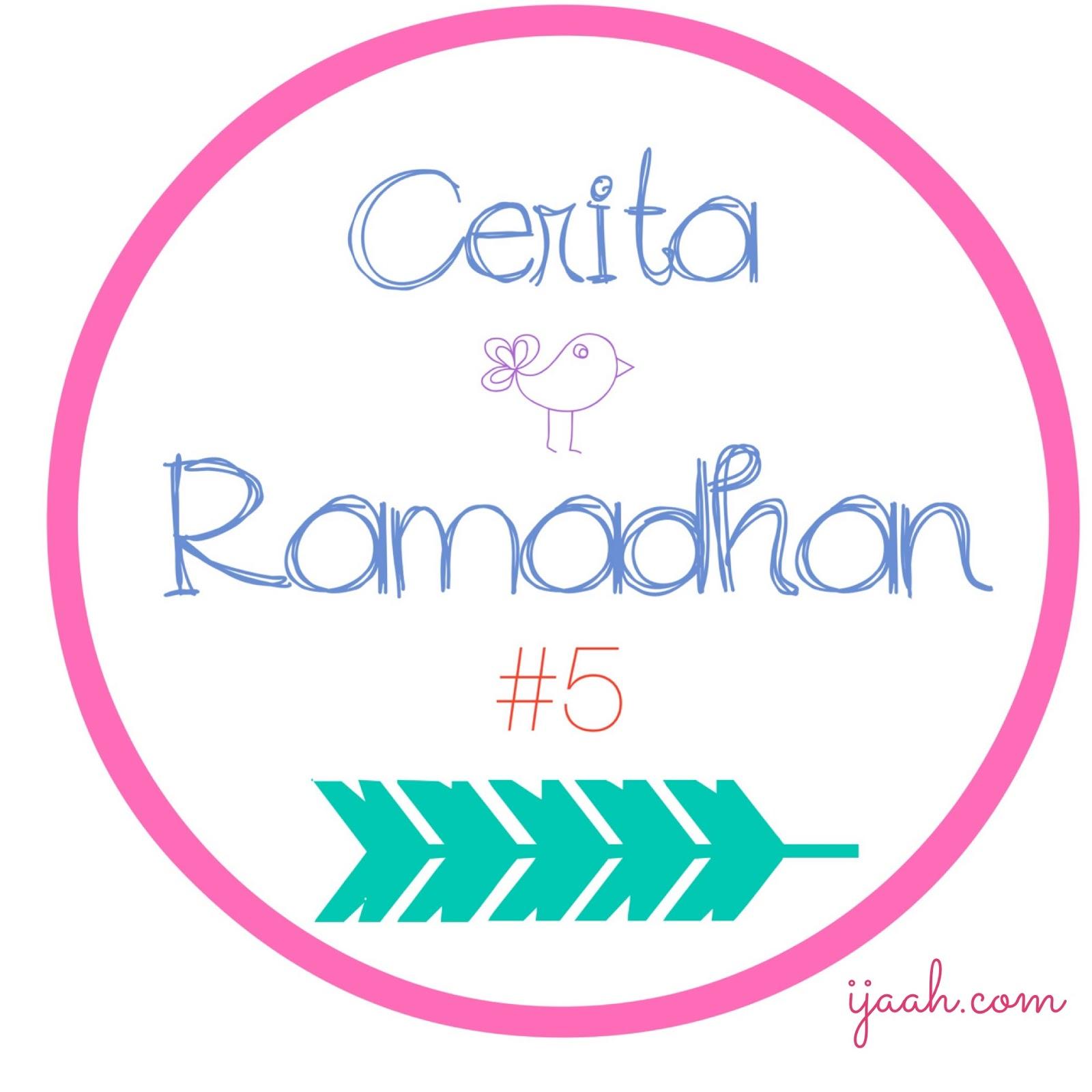 Cerita Ramadhan 5 Mensyukuri Nikmat Zahra Rabbiradlia