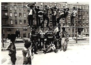 Pandilla callejera del Bronx - Savage Skulls