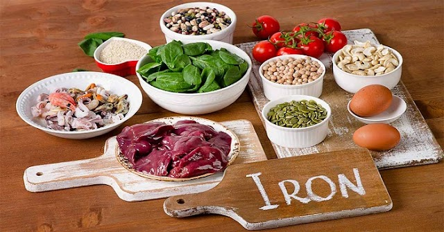 Natural Ways To Increase Iron Levels In Body In A Cost-effective Manner by Andrian Joseph