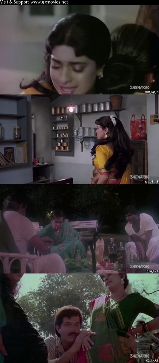 Benaam Badsha 1991 Hindi 720p HDRip