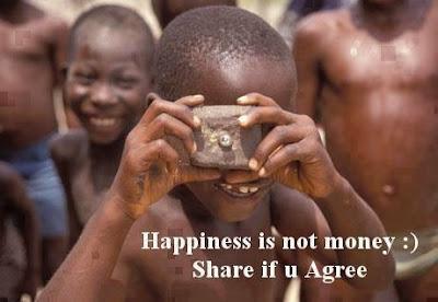 Mỉm cười với những gì mình có