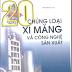 SÁCH SCAN - 20 Chủng loại xi măng và công nghệ sản xuất - PGS.TS. Hoàng Văn phong