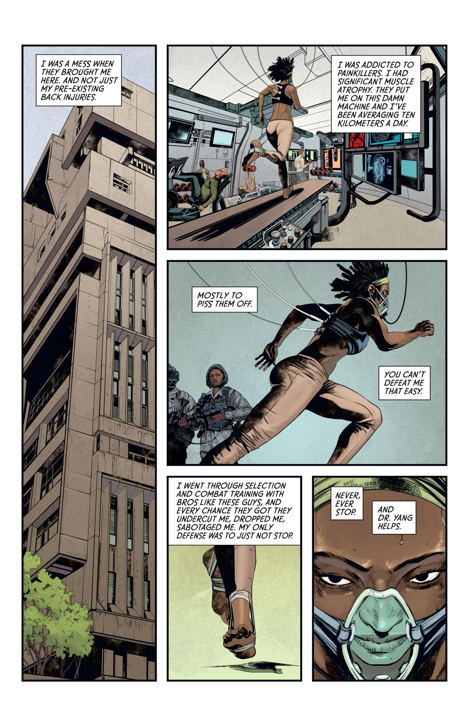 Read online Aliens: Defiance comic -  Issue #12 - 8