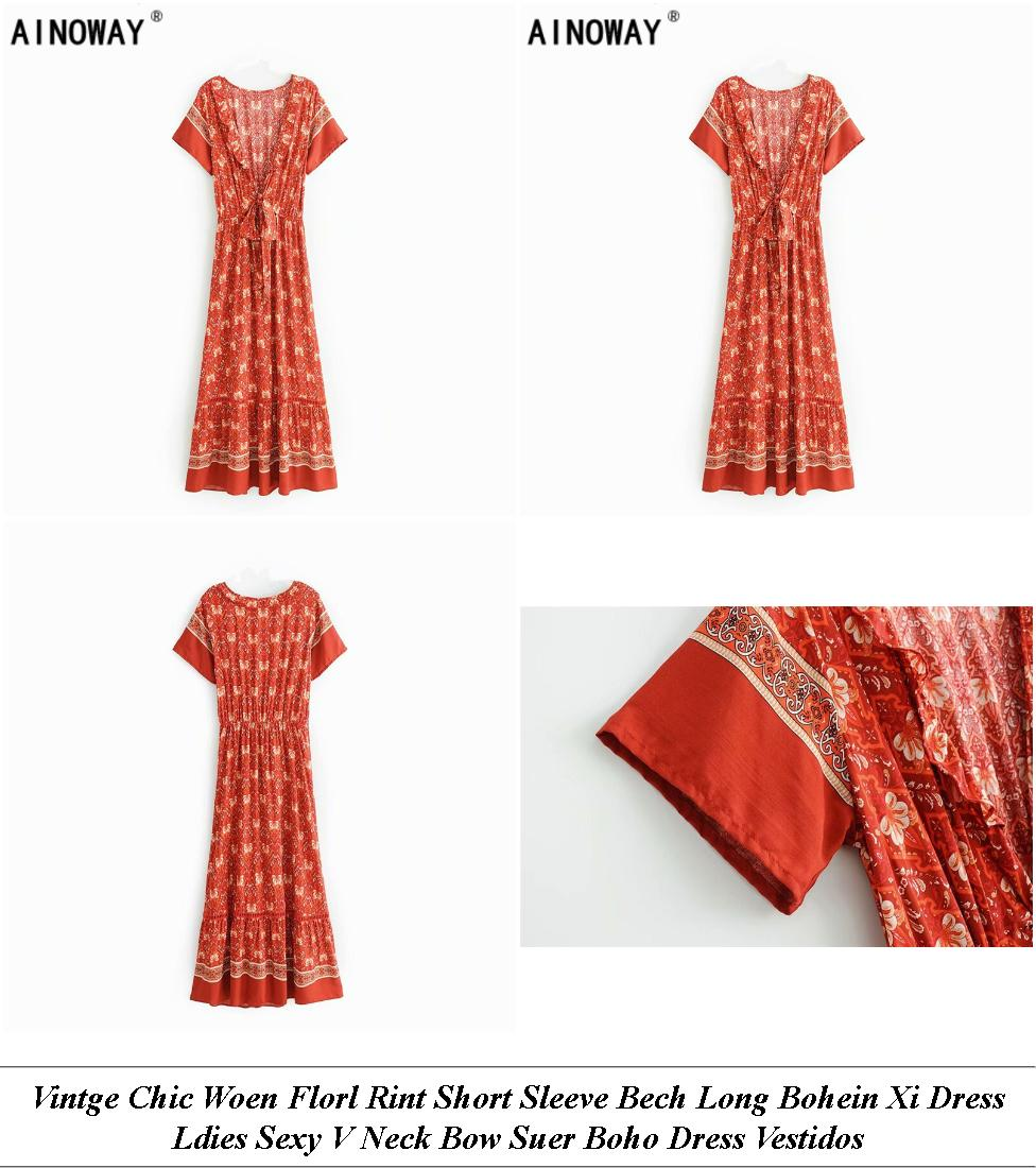 Womens Clothing Dresses - Womens Clothes Sale Uk - Green Dress - Cheap Designer Clothes Womens