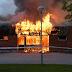 """السويد : إجلاء العشرات من مركز لجوء جراء نشوب حريق يشتبه أنه """" متعمد """""""